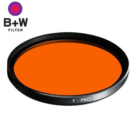 B+W  040 orange filter 60 mm MRC