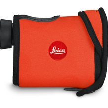 Leica Neoprenväska Juicy Orange för Leica Rangemaster