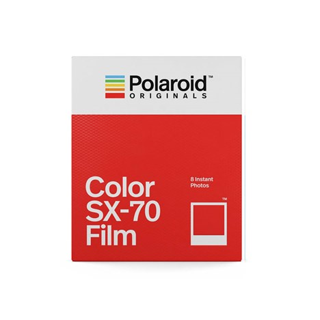 Polaroid Originals SX-70 Color, direktbildsfilm