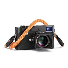 Leica Rope Strap by COOPH, 126 cm, Glowing Red
